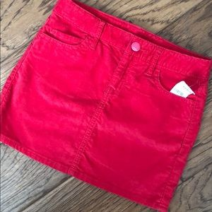 GAP Bottoms - NEW with tags, Kids watermelon 🍉 red skirt